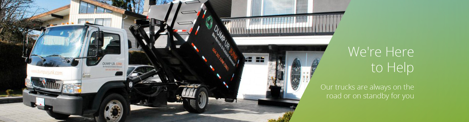 Dump Ur Junk - We are here 24/7