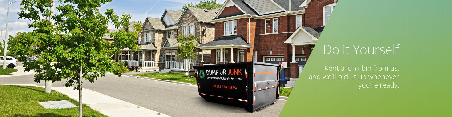 Dump Ur Junk - Do It Yourself